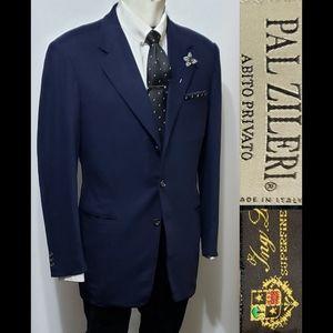Pal Zileri Loro Piana Wool Cashmere 52L Sport Coat